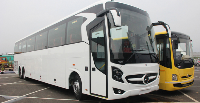 Coaches rental in Amritsar