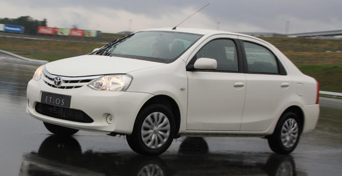 Etios Rental Taxi in Amritsar
