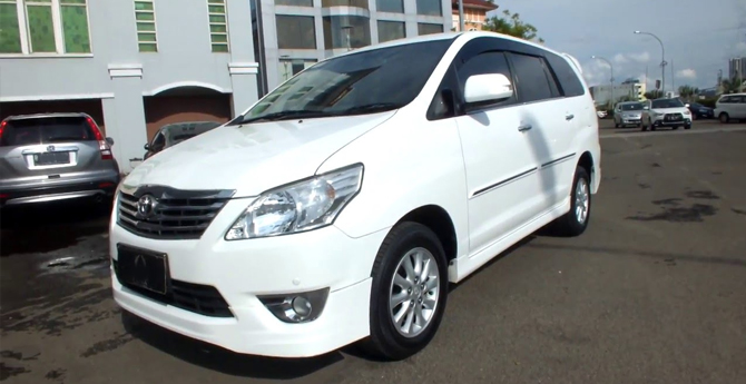 Innova Car on rent in Amritsar